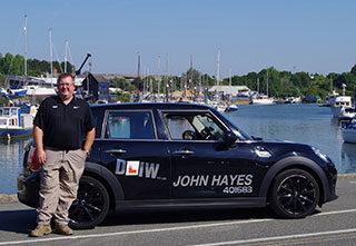 John Hayes 1